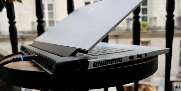 Test Alienware m15 R4 : clavier messianique… et prix hors-sol