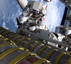 Cette fois ça fonctionne ! Sortie réussie pour Thomas Pesquet et Shane Kimbrough sur l'ISS