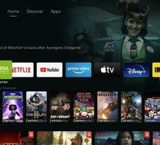 La NVIDIA Shield reçoit une nouvelle interface inspirée de Google TV