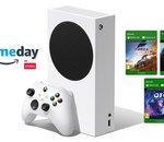 Amazon Prime : un Pack Xbox Série S avec 3 jeux dont Forza Horizon 4, Halo 5 à prix choc 🔥