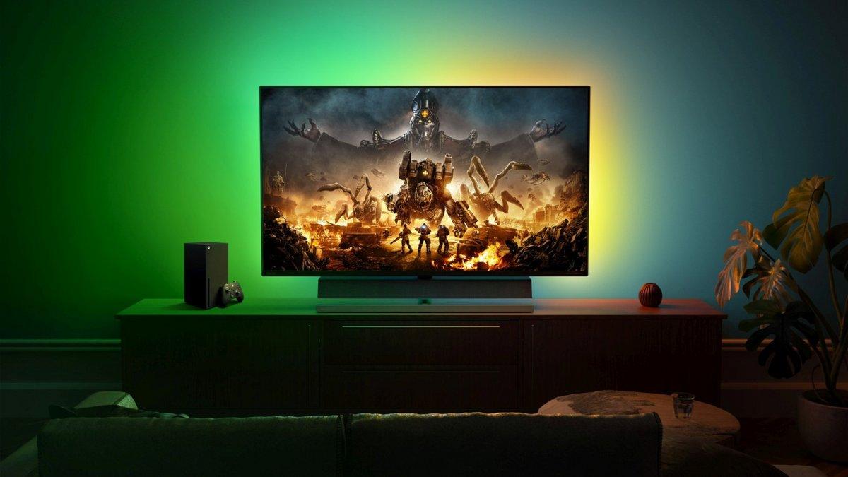 Xbox écrans © Microsoft