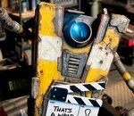 Borderlands, le film : la fin du tournage annoncée via un premier aperçu de la version live-action de Claptrap
