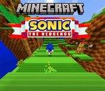 Sonic fête ses 30 ans et s'invite sur Minecraft