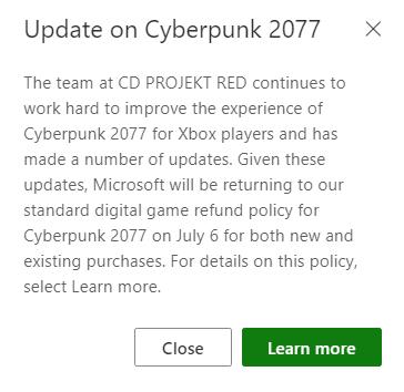 Cyberpunk Xbox