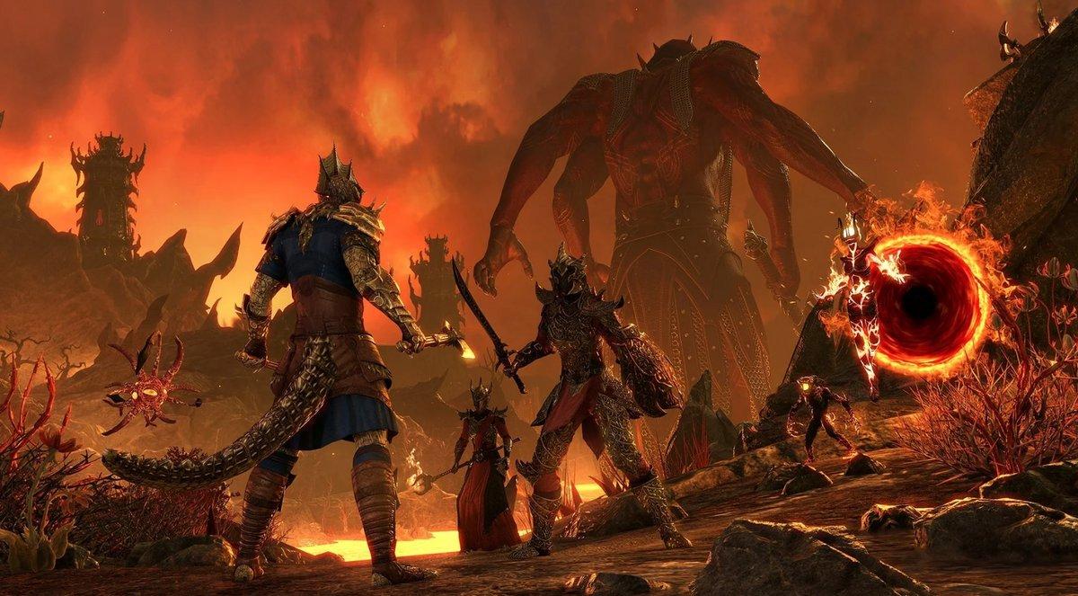 The Elder Scrolls Online Blackwood © Bethesda Softworks