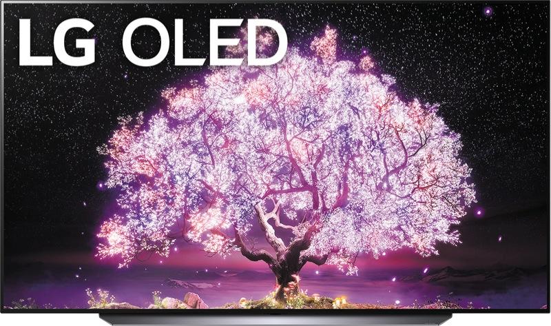 LG OLED 83C1 © LG