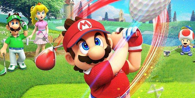 Test Mario Golf Super Rush : le même plaisir, 17 ans plus tard ?