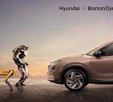 Hyundai finalise l'acquisition de Boston Dynamics et son robot chien