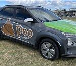 Retour vers le futur (ou presque) : un véhicule fonctionne grâce au biogaz généré par des excréments en Australie