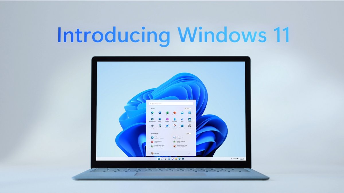 Windows 11 © Microsoft