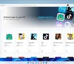 Windows 11 : les applications Android tourneront nativement sur l'OS