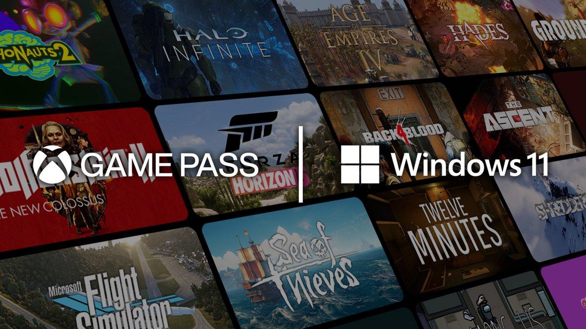 Windows 11 Xbox © Microsoft