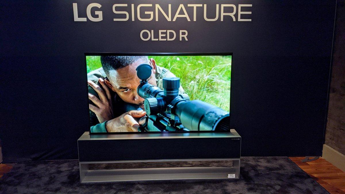 LG OLED 65R1 © David Nogueira