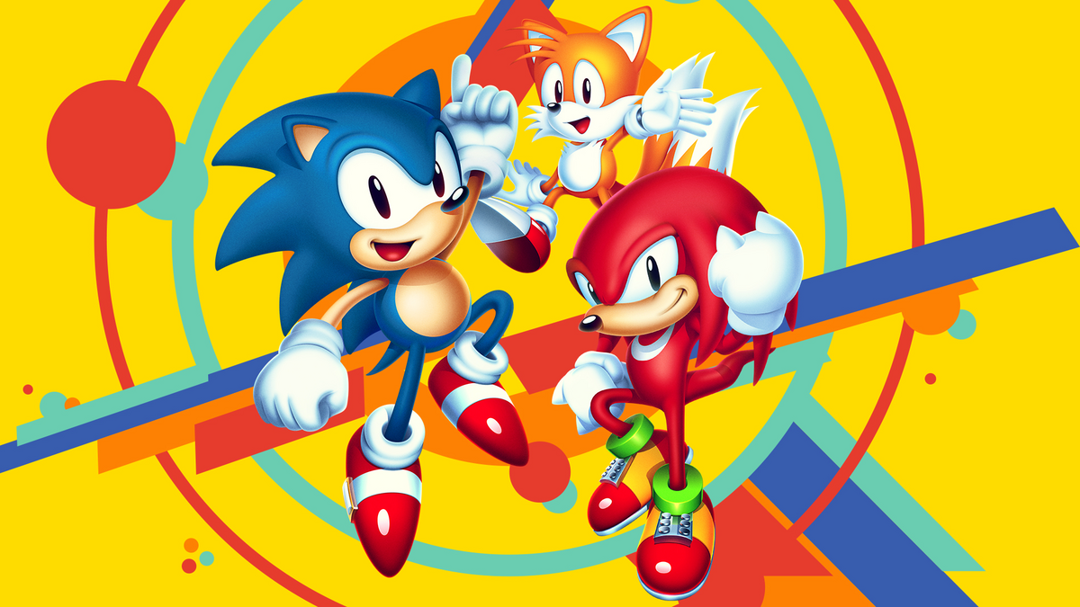 Sonic Mania © SEGA