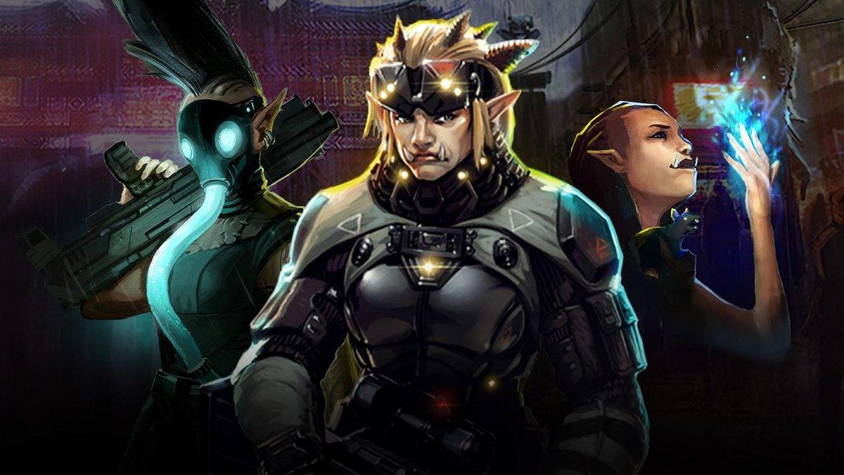 Shadowrun Trilogy © Paradox Interactive