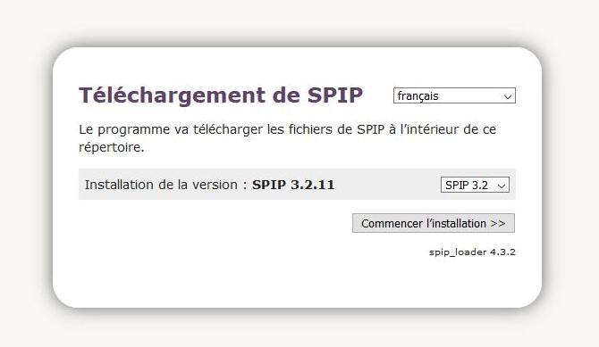 spip_install © P-E LAURENT