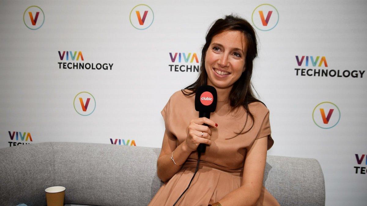 Julie Ranty, directrice générale de VivaTech © Alexandre Boero pour Clubic