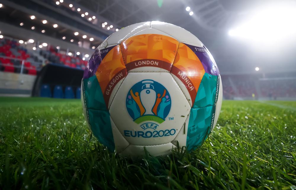 Euro 2020 ballon © Shutterstock
