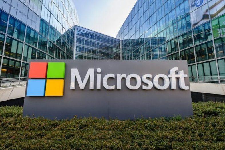 Microsoft nom © Microsoft