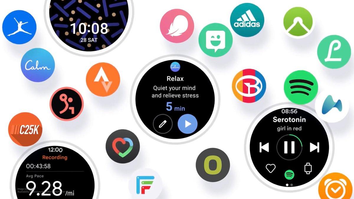 One UI Watch © Samsung