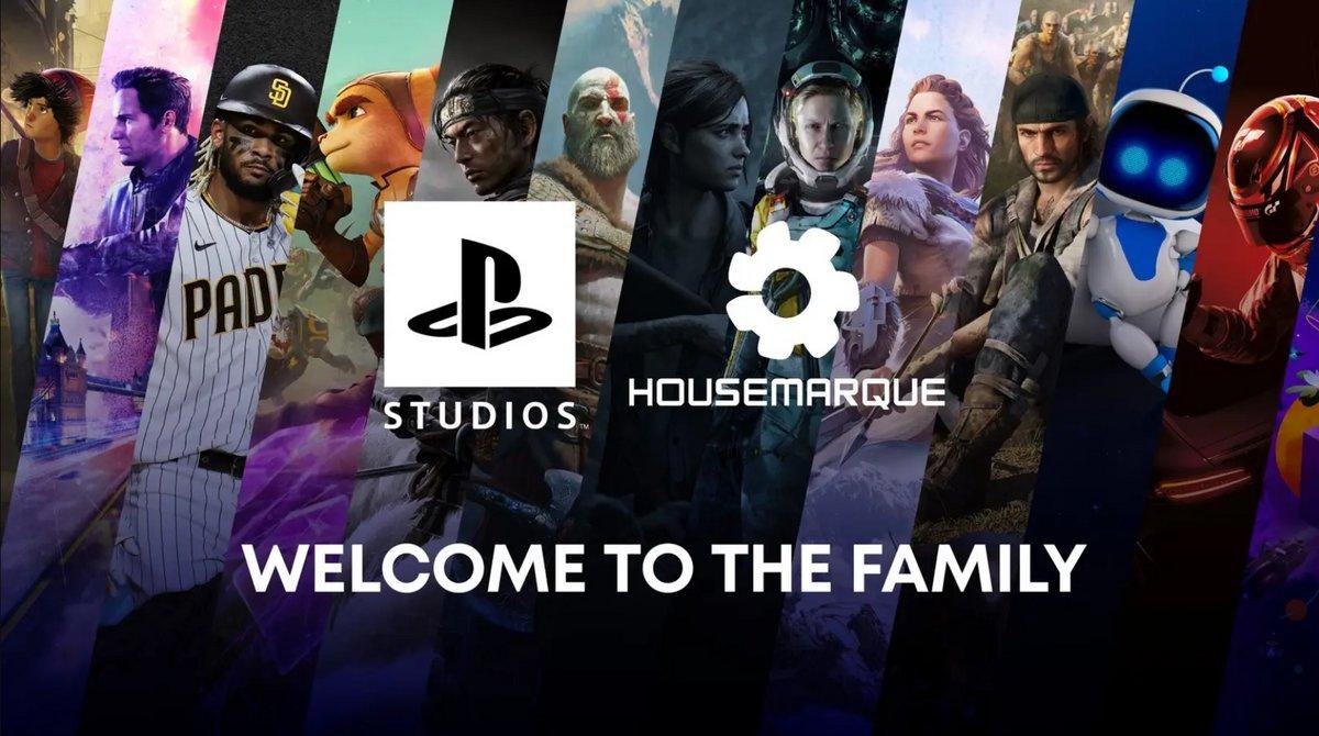 PlayStation Studios Housemarque © Sony Interactive Entertainment