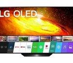TV OLED LG à prix cassé : le modèle 65 pouces est soldé chez Cdiscount