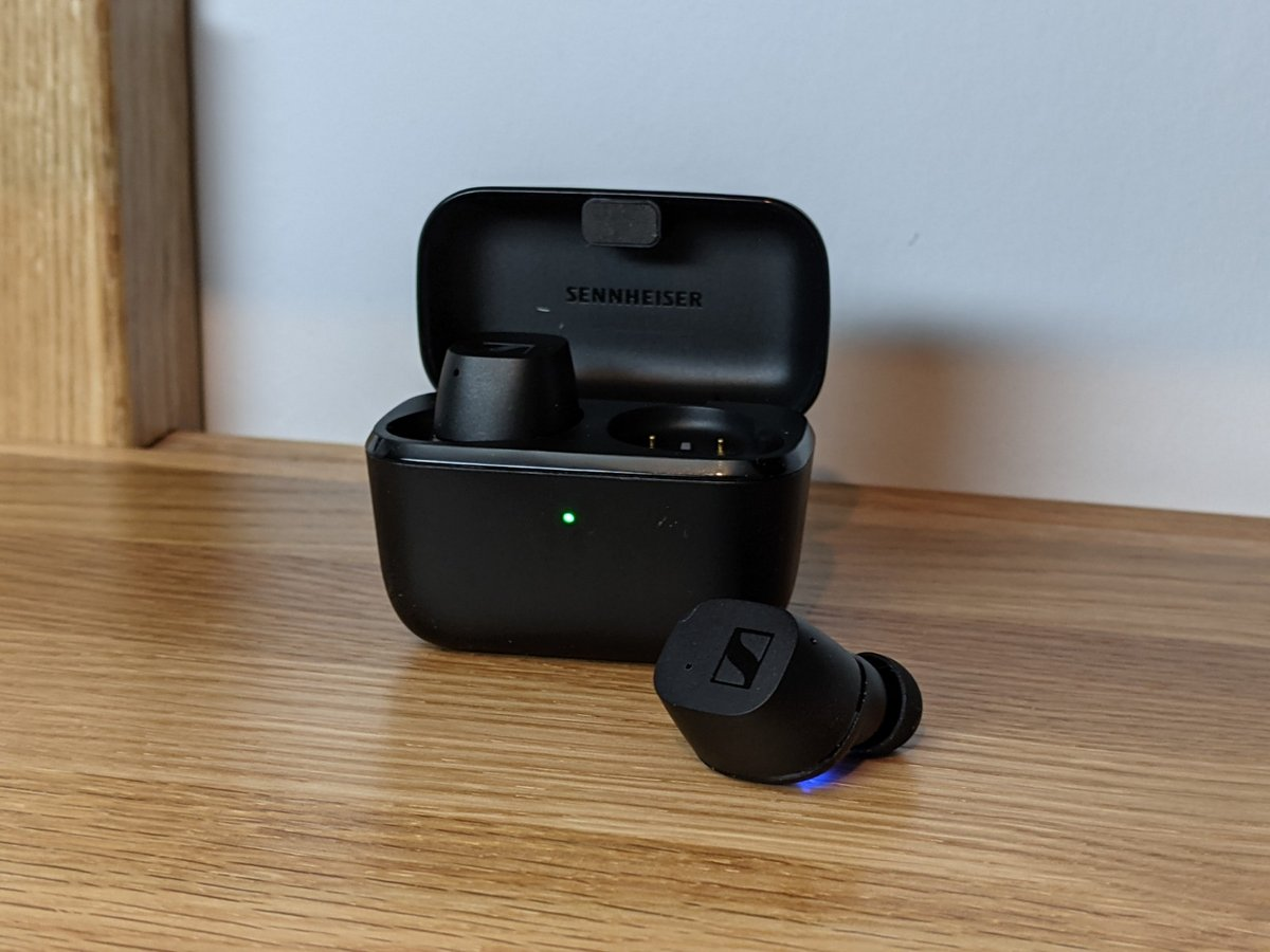 Sennheiser CX True Wireless Clubic