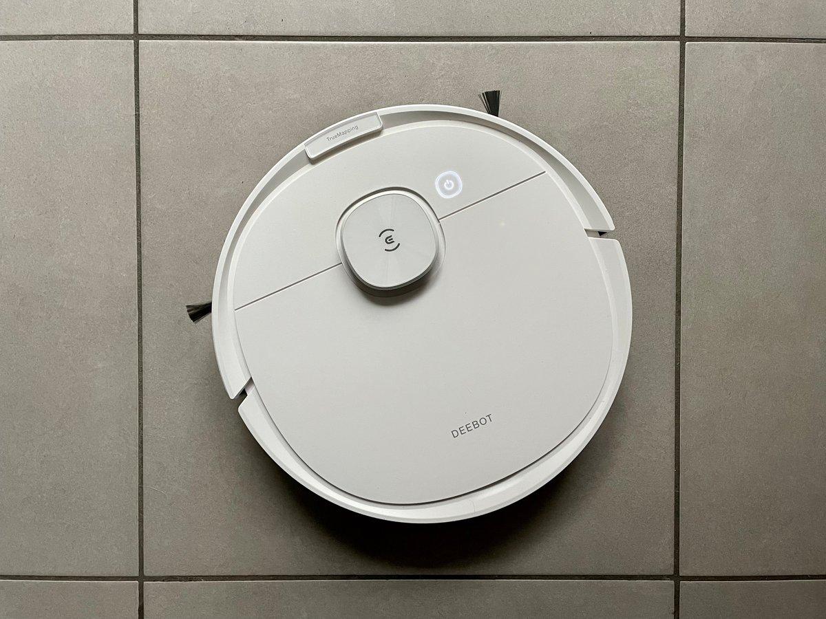Ecovacs Deebot N8+ © Mathieu Grumiaux pour Clubic