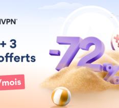 Bon plan VPN: NordVPN prolonge son offre d'été exceptionnelle à moins de 3 euros
