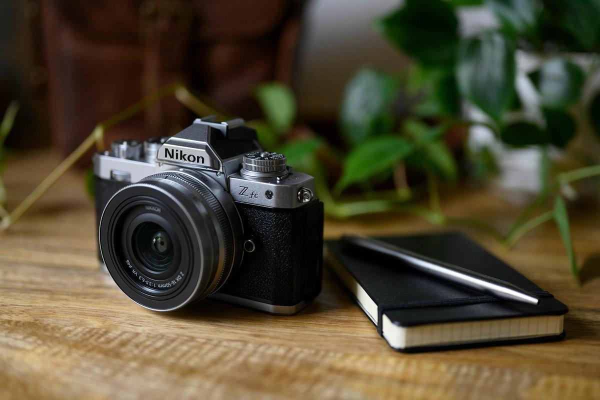 Nikon Z fc © Nikon