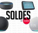 Soldes d'été : 4 offres en soldes sur les assistants Amazon Echo