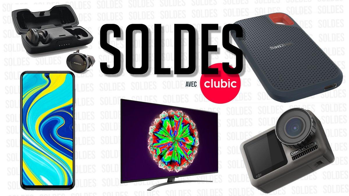 selec high tech soldes bp