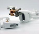 Parrot automatise le contrôle des éoliennes avec ses drones