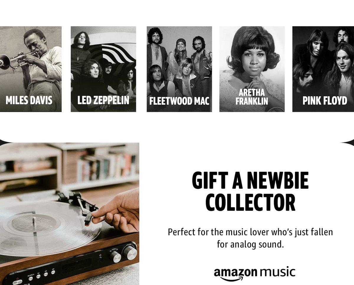 Vinyl AmazonA © Amazon