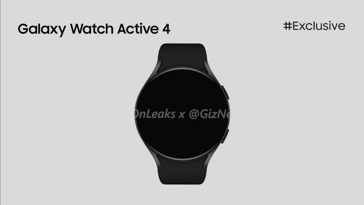 Samsung Galaxy Watch 4 © GizNext