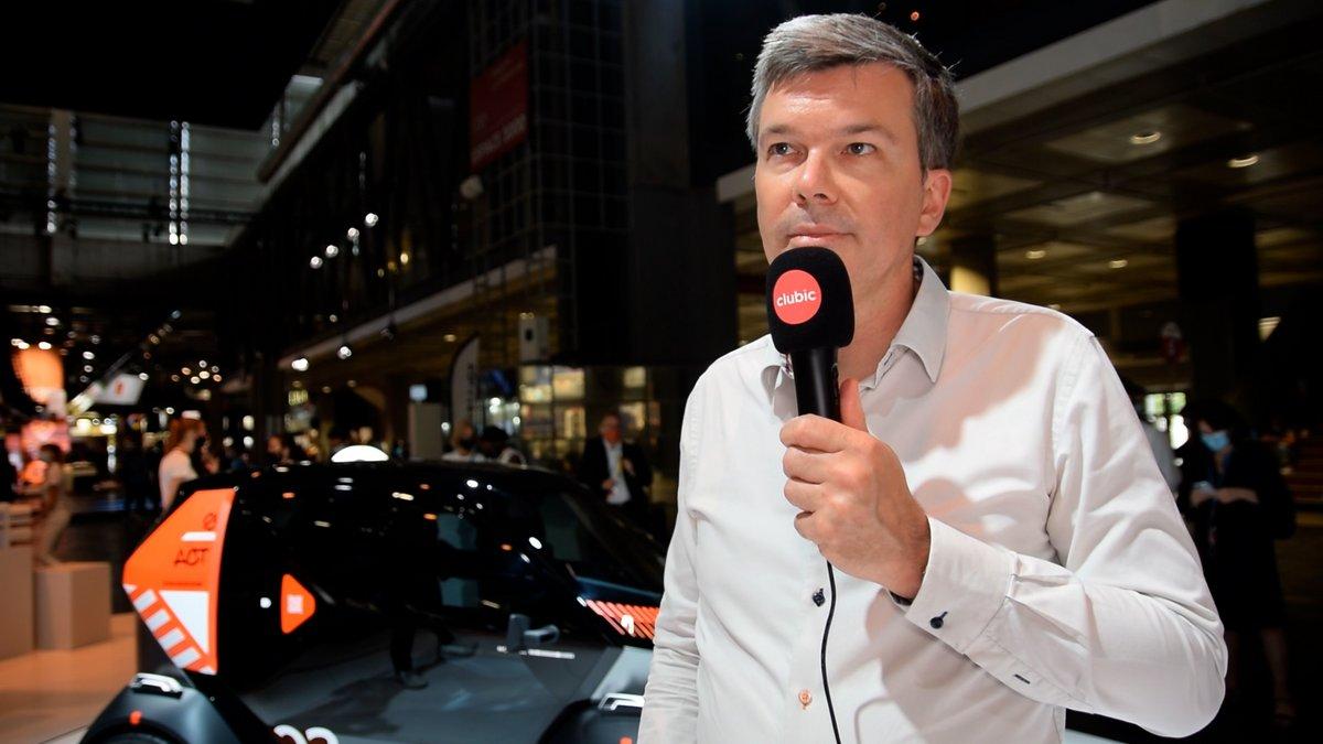 Jean-Christophe Labarre Mobilize © Alexandre Boero pour Clubic