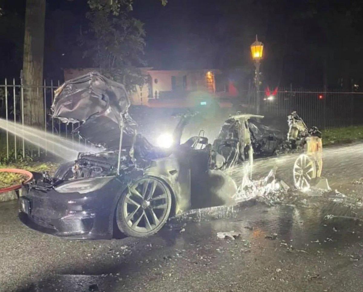 Tesla Model S Plaid - Carcasse © Electrek