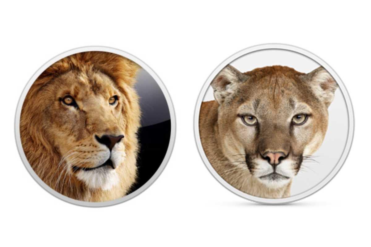 OS X Lion & Moutain Lion