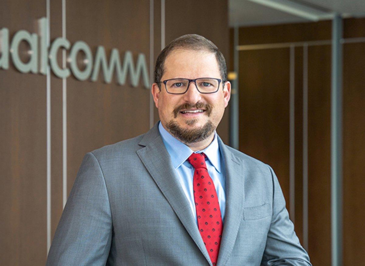 Cristiano R. Amon CEO Qualcomm © © Qualcomm