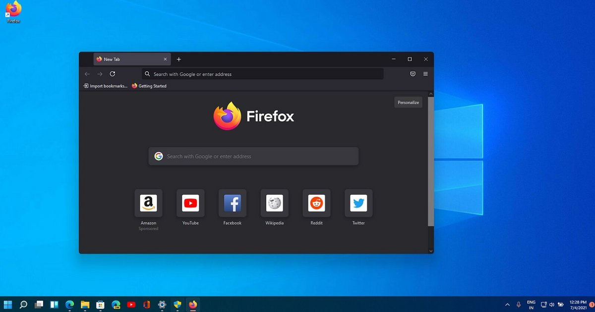 Mozilla Firefox © Windows Latest