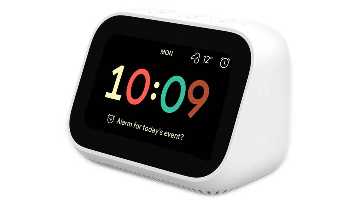 reveil xiaomi mi smart clock