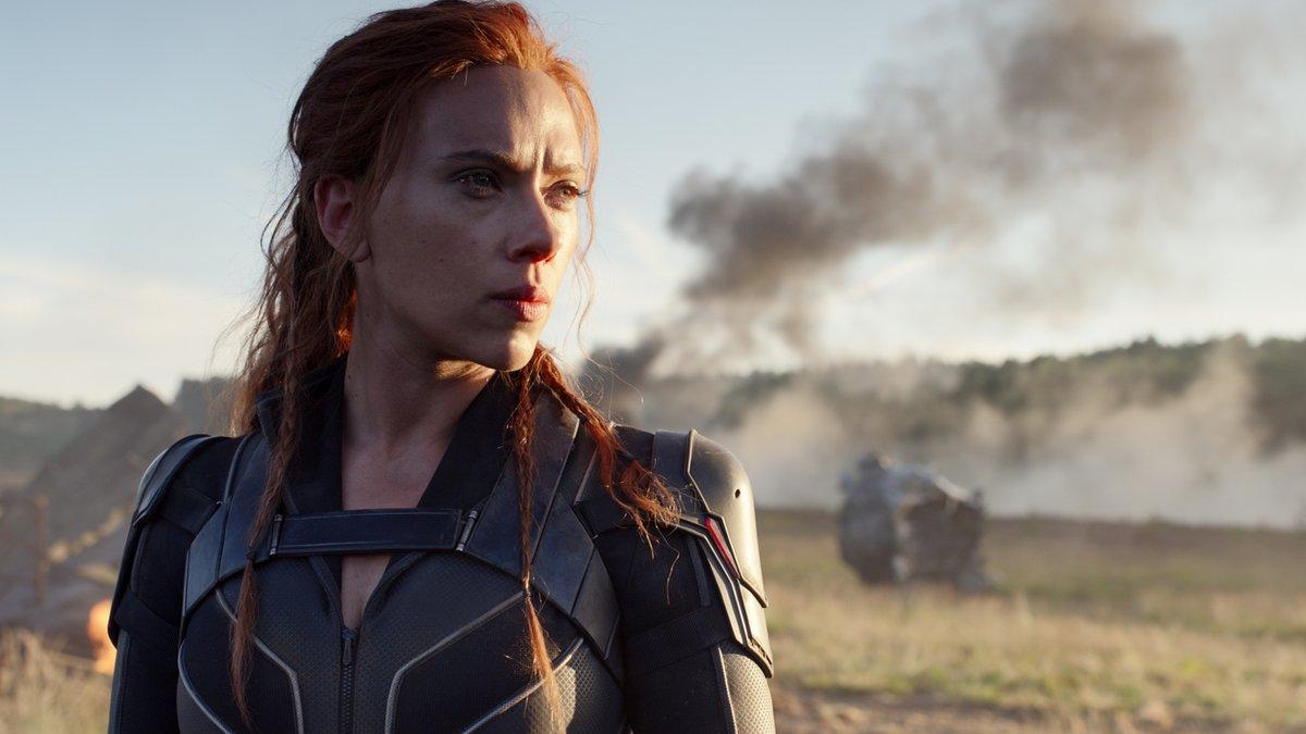 Black Widow © Marvel