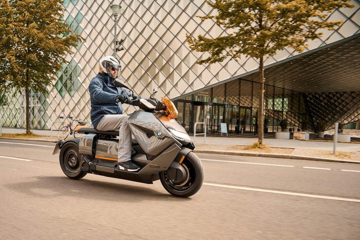 BMW CE 04 © BMW