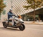 BMW dévoile CE 04, un scooter électrique doté de 130 kilomètres d'autonomie