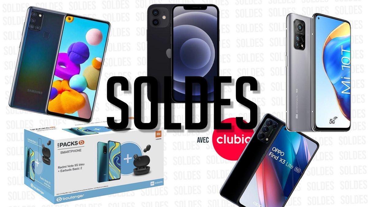 selec smartphone soldes