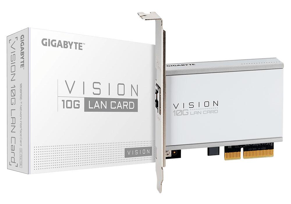 Gigabyte Vision 10 GbE © Gigabyte