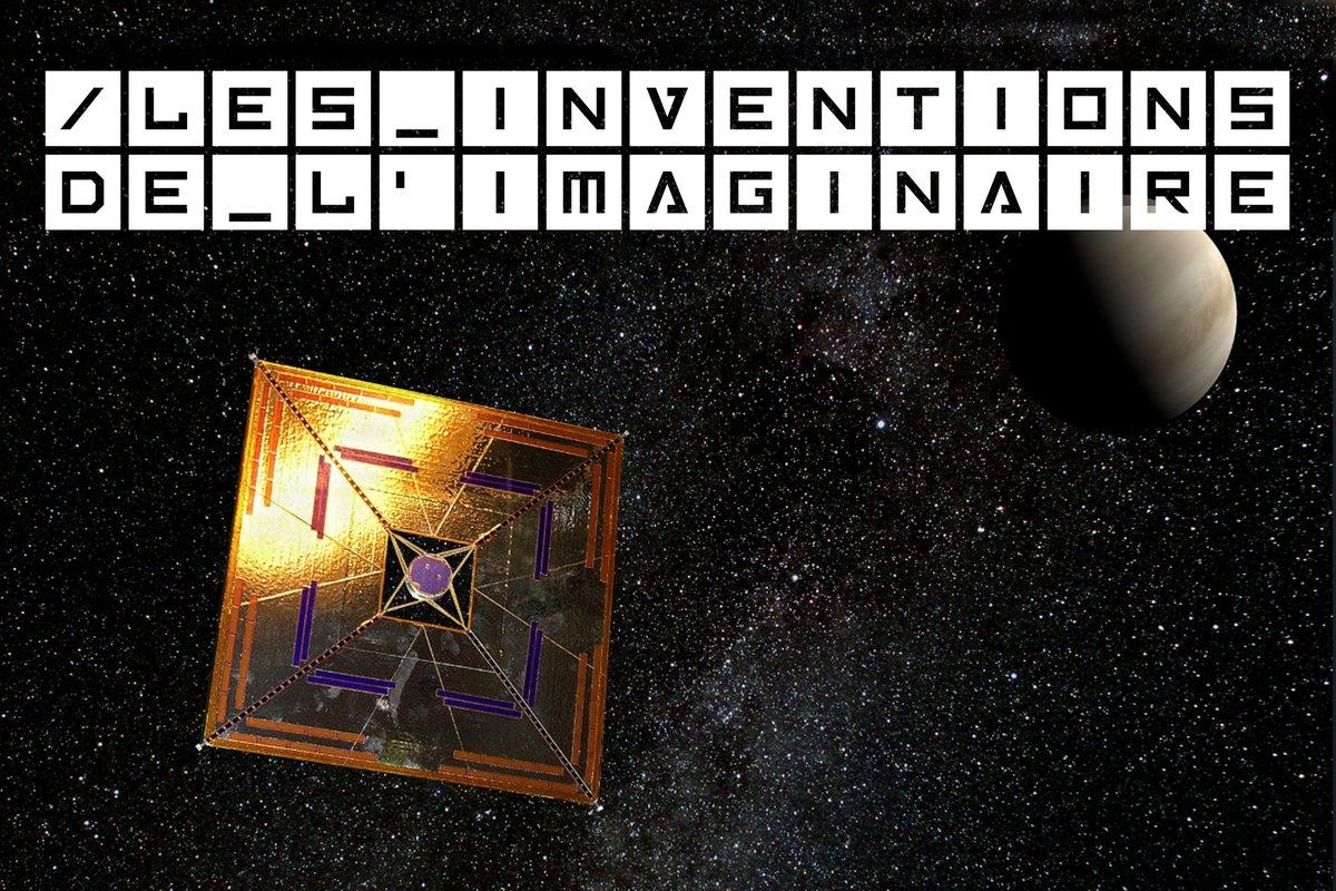 Les Inventions de l'Imaginaire Voile Solaire infeed