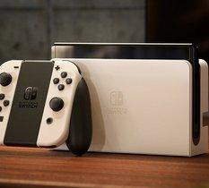 Preview Nintendo Switch OLED : notre première prise en main avec le
