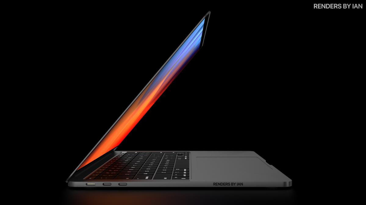 MacBook Pro 14 Renders © Renders by Ian