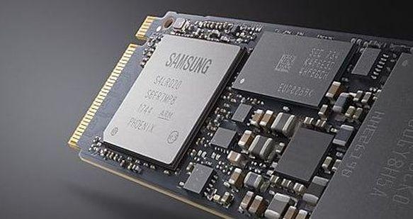 Samsung SSD © Samsung